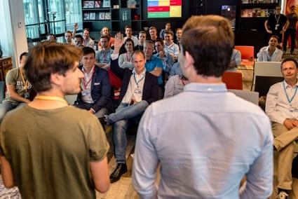 Presentatie Google Partnership Event