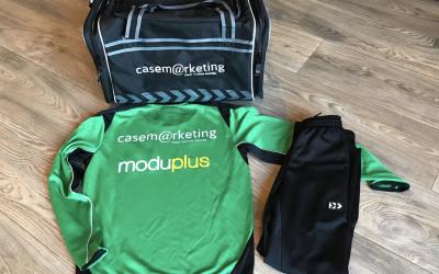 CaseMarketing sponsort SCP jeugd