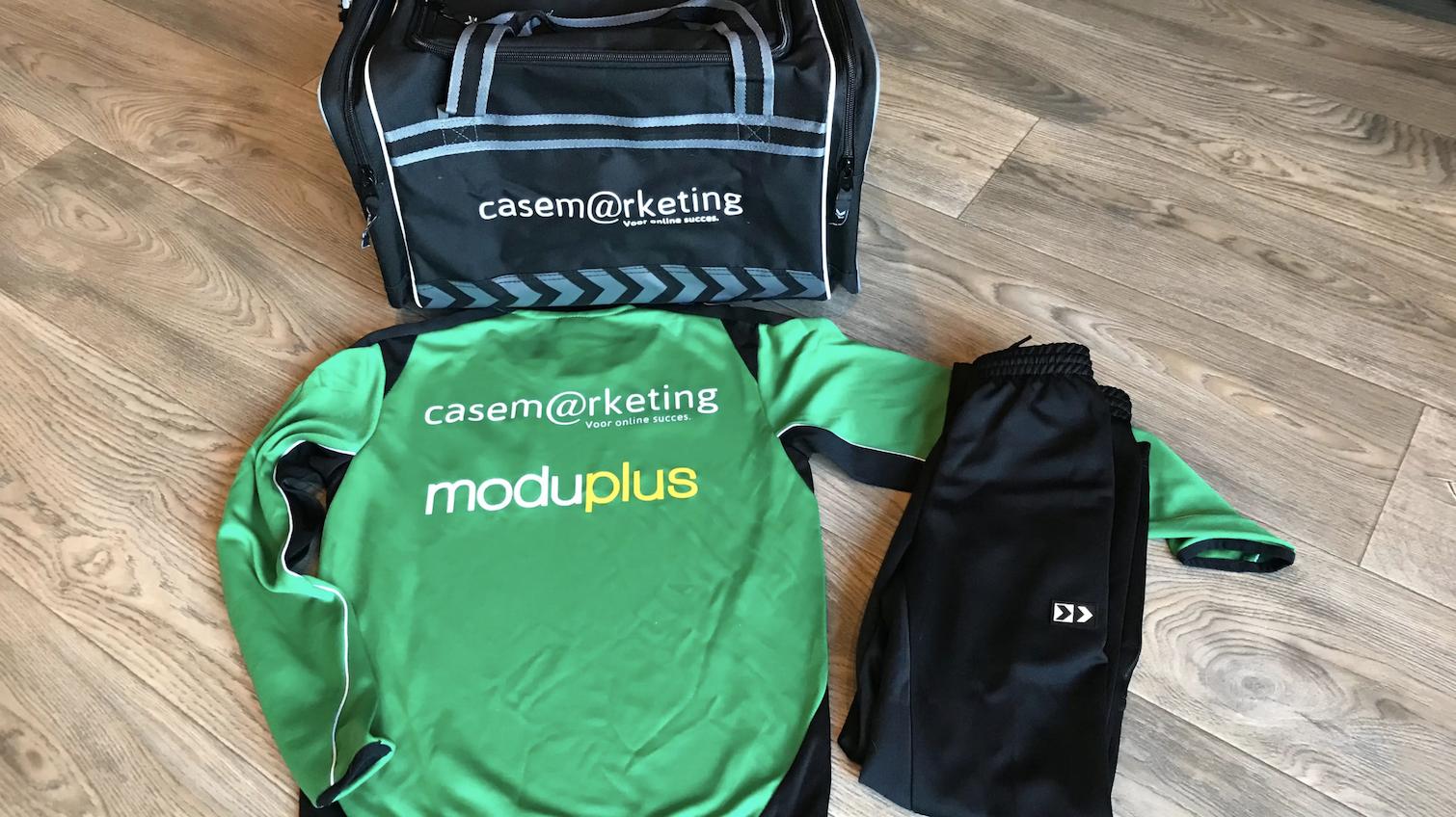 CaseMarketing sponsor van SCP jeugd