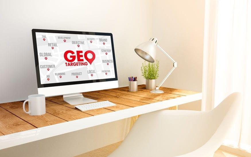 Geo targeting Google Ads