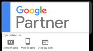 CaseMarketing is gecertificeerd Google Partner