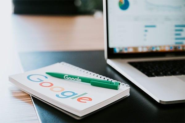 Stijgen in Google door SEO