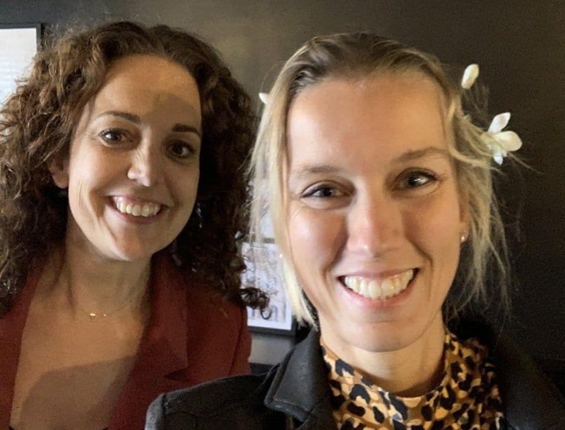 Wendy Kerssens en Suzan van Heck
