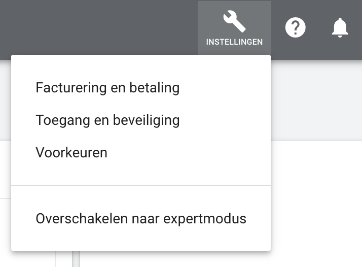AdWords Express of normaal Ads account controle