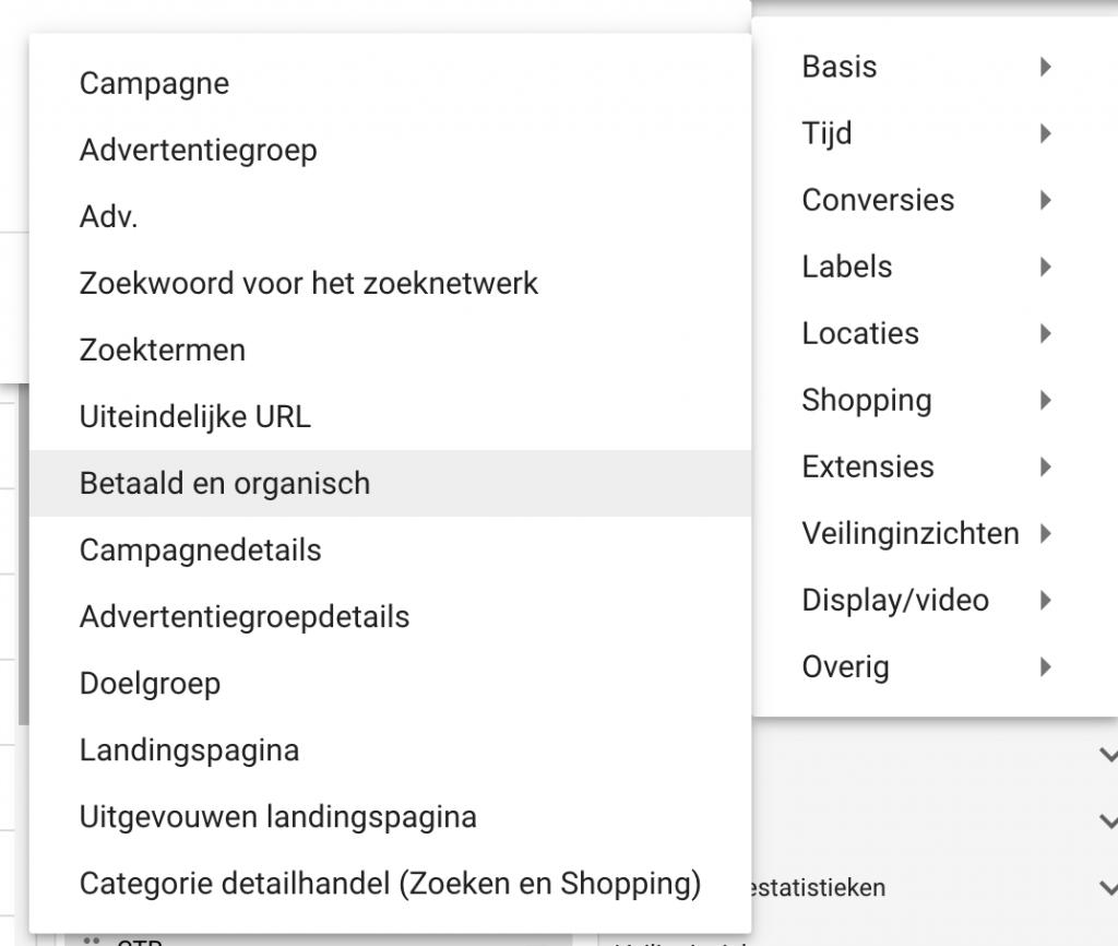 Google Search Console en Google Ads koppelen